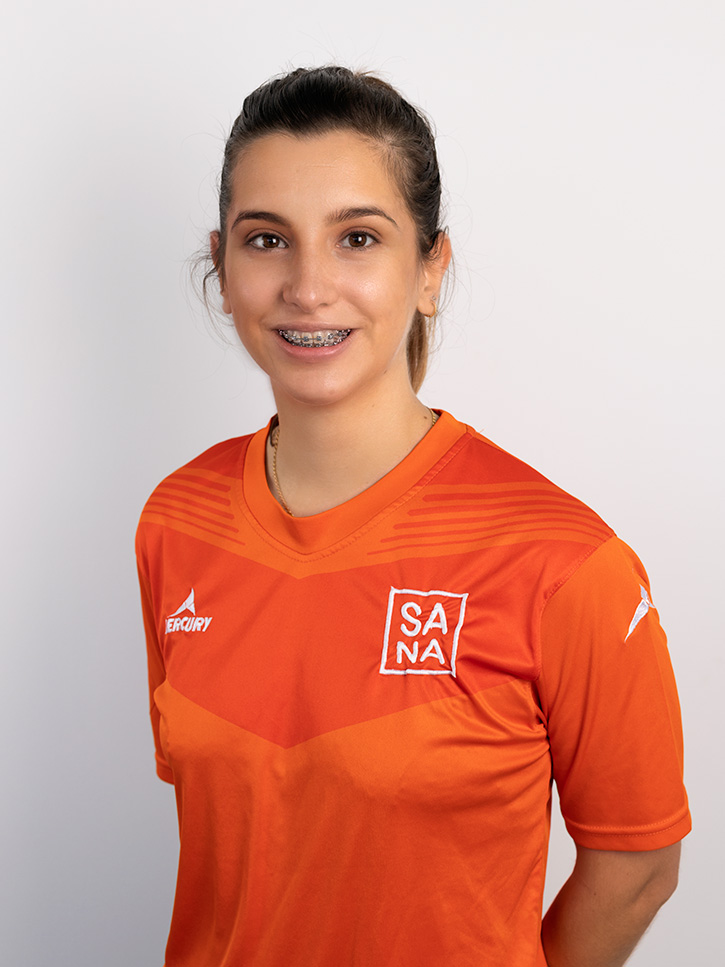 Bárbara García-Santamarina. Fisioterapeuta