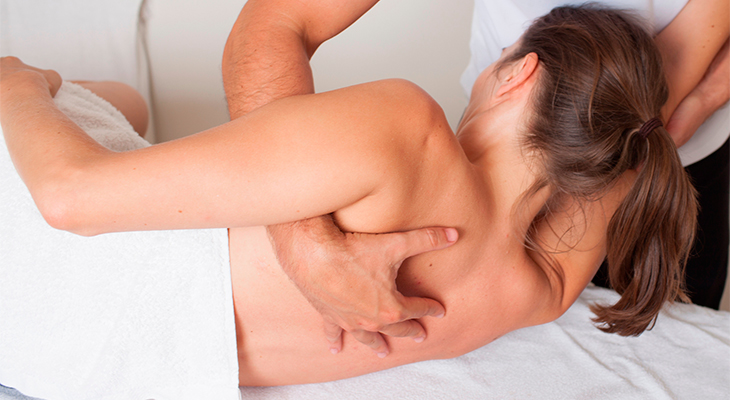 Osteopatía SANA fisioterapia