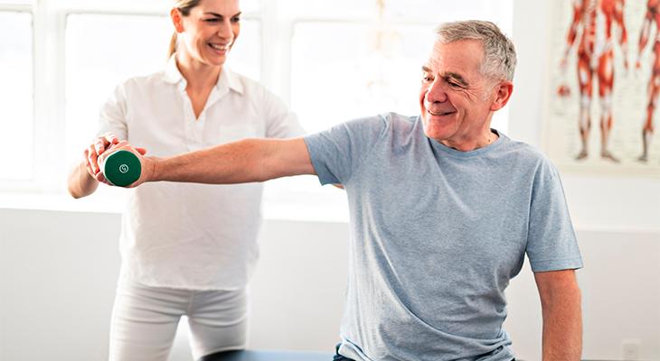 Fisioterapia recuperación funcional